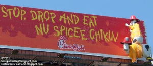 Chick Fil A Spicey Chicken