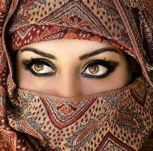 Middle Eastern Woman 2