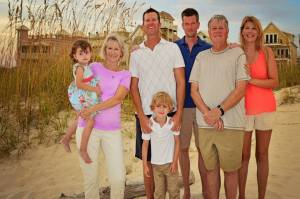 Introducing the Phillips family