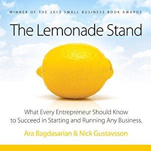 Lemonade Stand Book